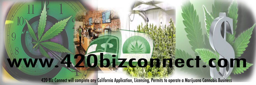 420 Business Connect Cannabis Applications and Licensing