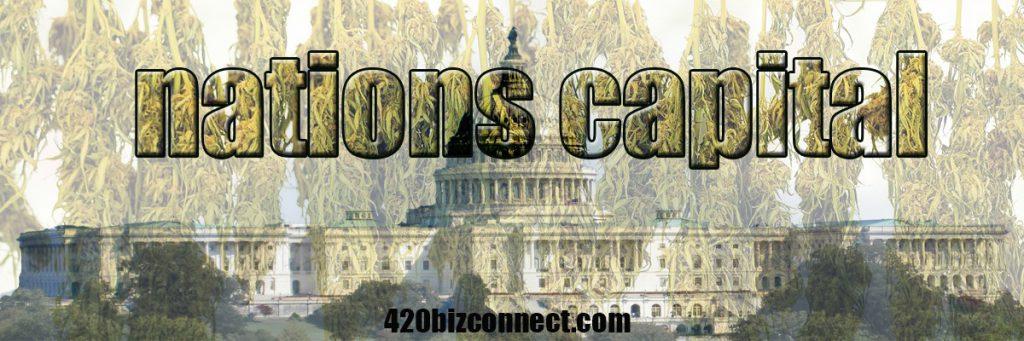 Congress turned the nations capital into marijuana wild west